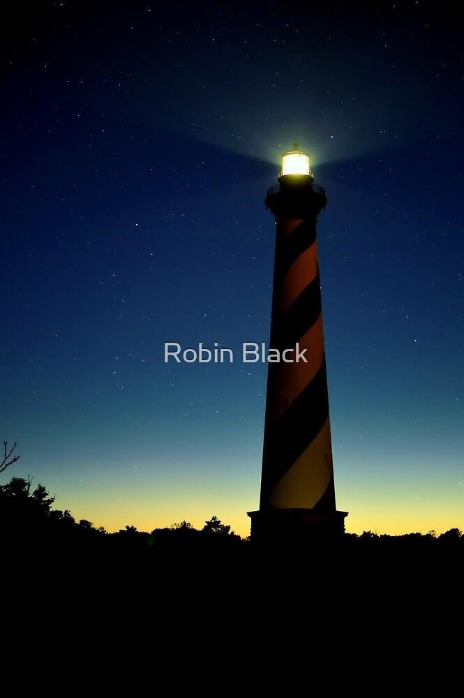 Hatteras Sunset by Robin Black