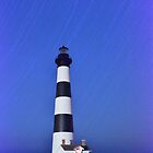 Bodie Lighthouse by Robin Lee