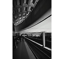 Smithsonian Subway Photographic Print