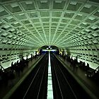 DC Metro by Robin Lee
