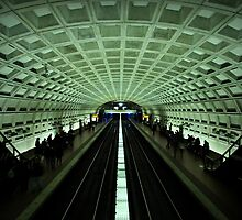 DC Metro by Robin Black