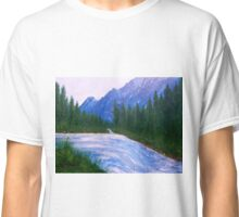 Springtime In The Rockies Classic T-Shirt