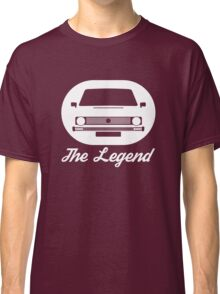 VW Rabbit, The Legend Classic T-Shirt