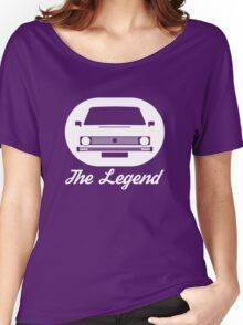 VW Rabbit, The Legend Women's Relaxed Fit T-Shirt