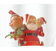 Scary Santas  Poster
