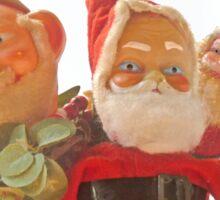 Scary Santas  Sticker
