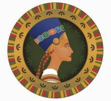 tsarina of Egypt Nefertiti by nikolaich