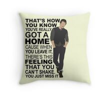 Nealfire - Feeling of Home Throw Pillow