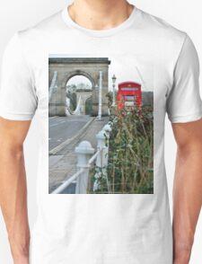 Telephone Box, Marlow, Bucks Unisex T-Shirt