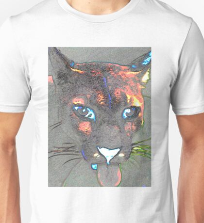 mountain lion T2 Unisex T-Shirt