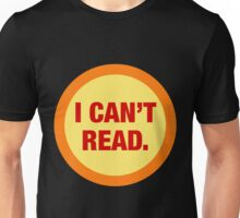 The Illiteracy Epidemic Unisex T-Shirt