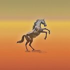 """I-phone case """"Horse with no Name"""" by scatharis"""
