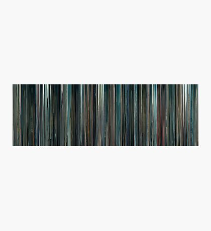 Moviebarcode: Le Havre (2011) Photographic Print