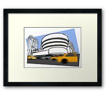 Guggenheim Framed Print