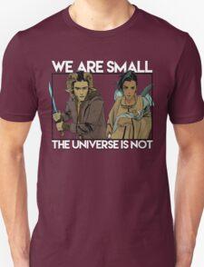 Saga Comic We Are Small T-Shirt
