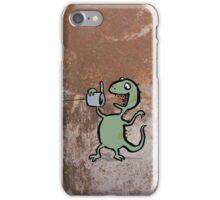 phonosaurs iPhone Case/Skin