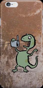 phonosaurs by greendeer
