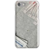 Acupuncture in NYC iPhone Case/Skin