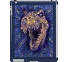 T-Rex mosaic iPad Case/Skin