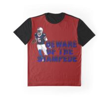 Tyrod Taylor - Buffalo Bills Graphic T-Shirt