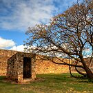 Redruth Gaol, Burra, South Australia by Aaron  Bishop