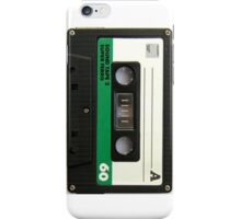 Audio Tape iPhone Case/Skin