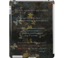 Fragile Remix iPad Case/Skin