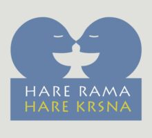 HARE RAMA HARE KRISHNA by Kim  Lynch