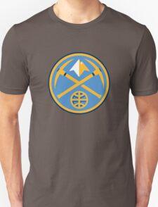 Denver Nuggets Alternative Logo Cool Stuff Sets T-Shirt