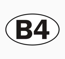 B4 - Oval Identity Sign by Ovals