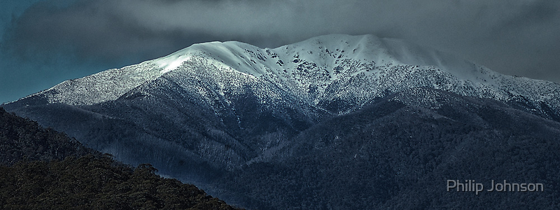Climb Every Mountain - Victorian Alps, Victoria Australia - The HDR Experience by Philip Johnson