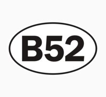 B52 - Oval Identity Sign by Ovals