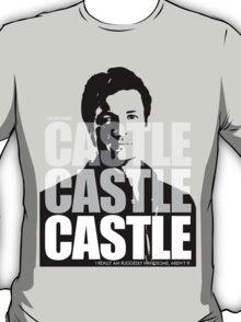 Castle Castle Castle T-Shirt