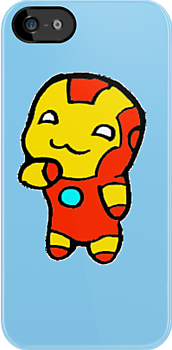 Baby Iron man by missbrodrick