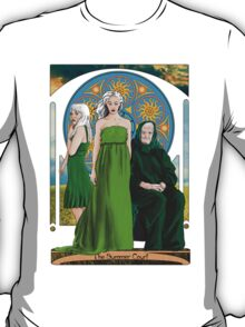 The Summer Court of the Sidhe T-Shirt