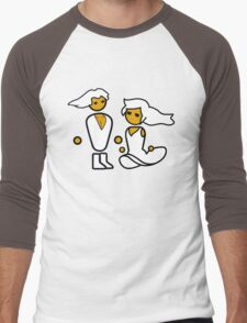 Lord and Lady of the PC Master Race Men's Baseball ¾ T-Shirt