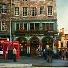After Work Pint - Edinburgh by Yannik Hay