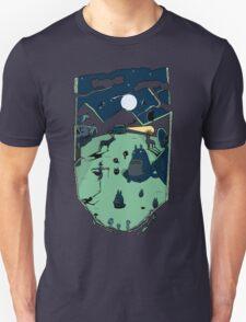 Ghibli Forest Unisex T-Shirt