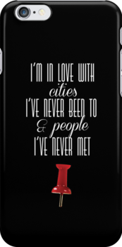 Cities I've Never Been To by deanlosechester