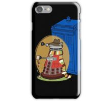 Daleks in Disguise - Fourth Doctor iPhone Case/Skin