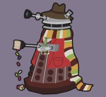 Daleks in Disguise - Fourth Doctor Kids Tee