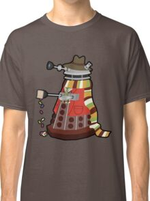 Daleks in Disguise - Fourth Doctor Classic T-Shirt
