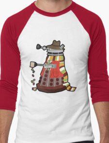Daleks in Disguise - Fourth Doctor Men's Baseball ¾ T-Shirt