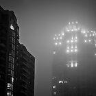 Minneapolis Fog by Jeff Stubblefield