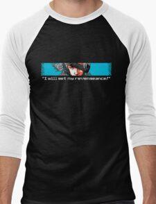 Ninja Raiden Men's Baseball ¾ T-Shirt