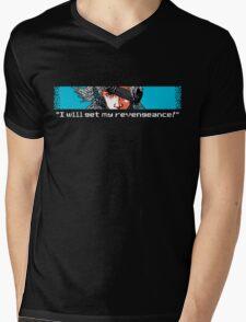 Ninja Raiden Mens V-Neck T-Shirt
