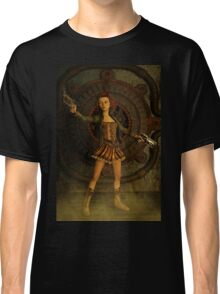 Anime Meets Steampunk Classic T-Shirt