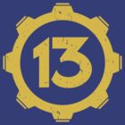 Vault 13 by SlickVic