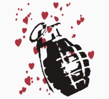 hearts and a hand grenade by jedidiah2121
