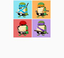 Teenage Mutant Ninja Turtles Pop Art Unisex T-Shirt